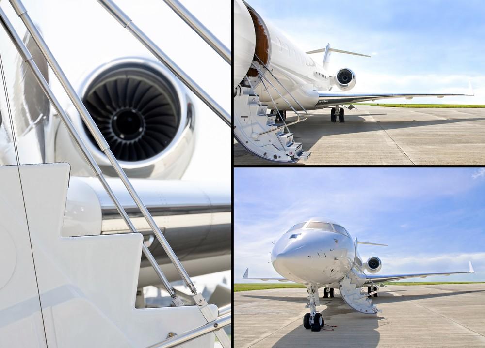 Аренда и заказ самолета в компании Cofrance SARL
